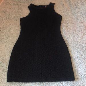 Black dress from Forever 21